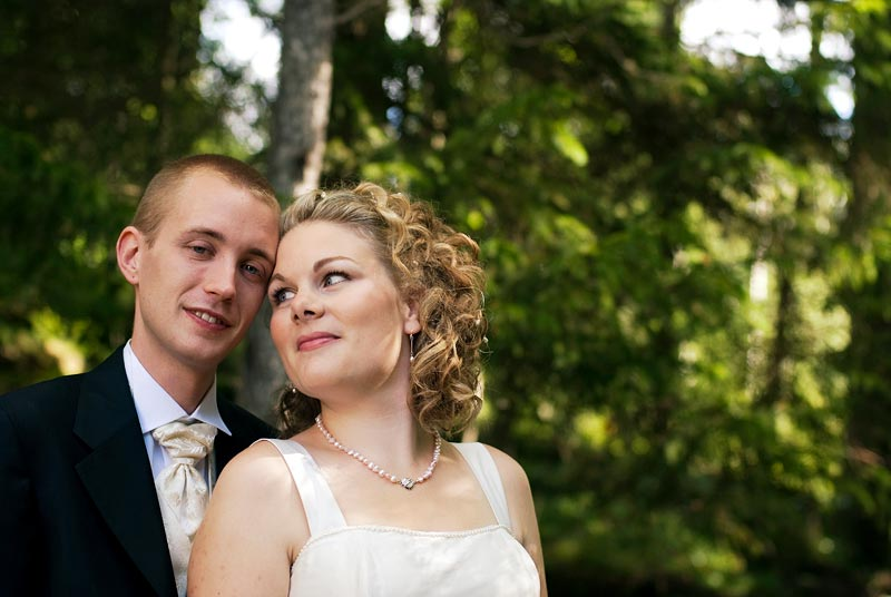 Ida och Joakim bröllop 20080809